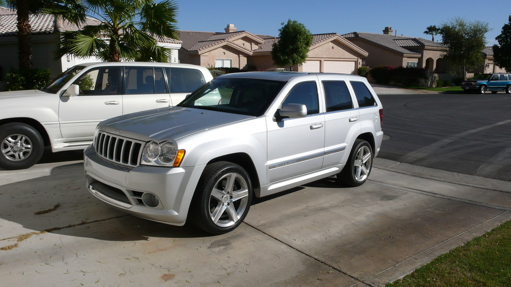 ... 2007 Jeep Grand Cherokee SRT8 | By Six7777