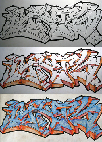 New ouline freaky style lol | by [ Maty ]