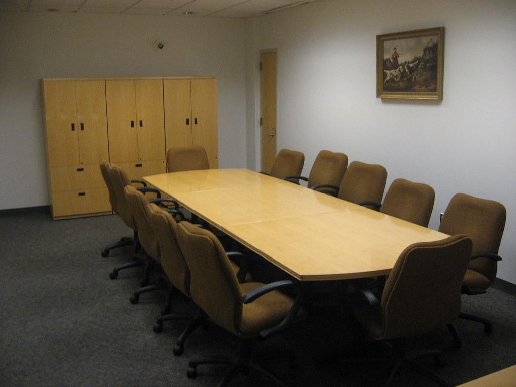 Non Profit Library Room Rental