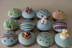 Easter Cupcakes 1 | by Rouvelee's Creations