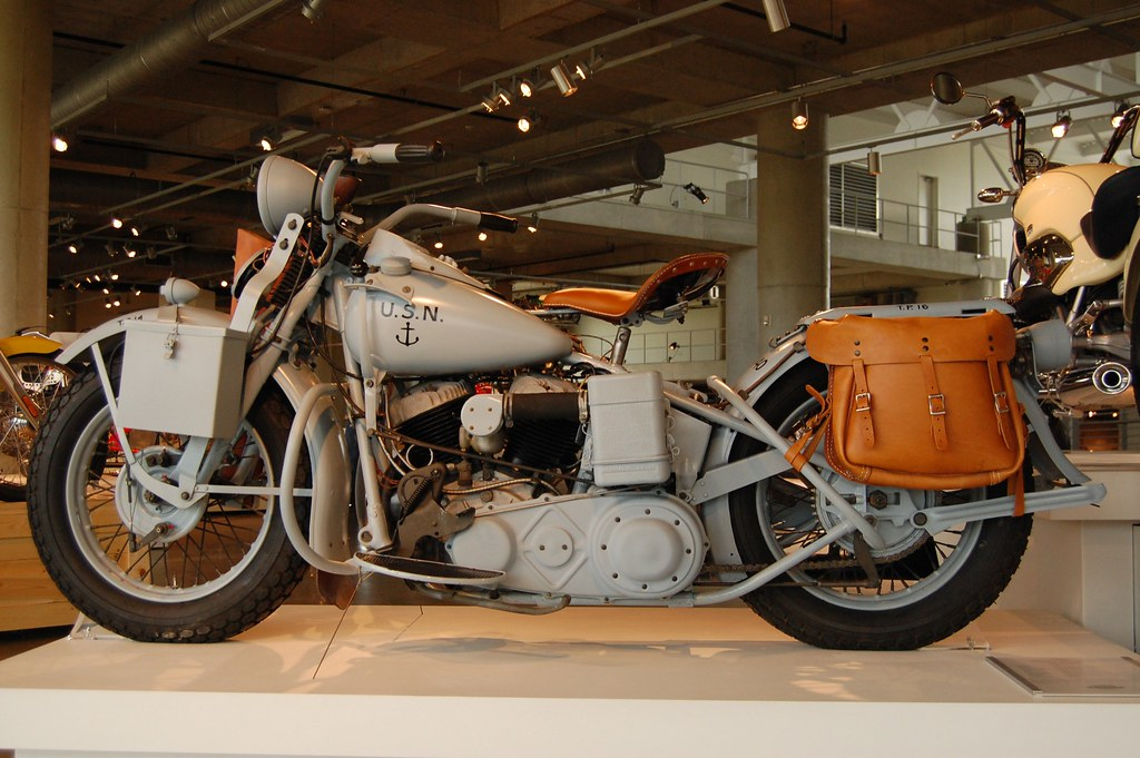 1944 Harley Davidson Model U Power 34 Bhp 4 000 Rpm