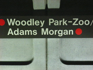 Woodley Park Metro Station | by Mieko-Y