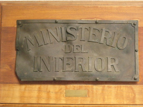 Ministerio del interior lejyby flickr for Ministerio del interior