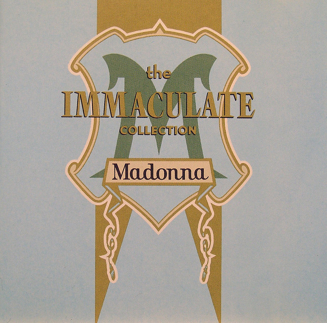 Explore This Immaculate New: Cdcovers/madonna/the Immaculate Collection.jpg