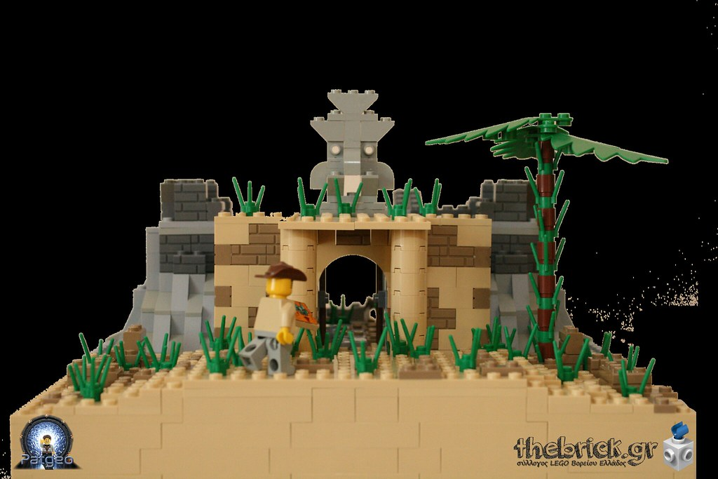 [MOC]: The Lost Tomb 32567334630_7718dbec67_b
