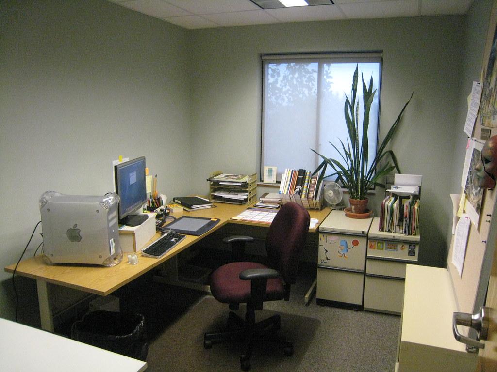 tidy office. Tidy Office | By O. Douglas Jennings N