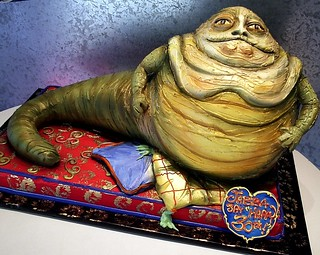 Jabba The Hutt | by New Rosebud