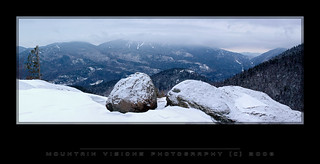 Summit Panorama From Rooster Comb Mtn (1-1-08) | by Mountain Visions