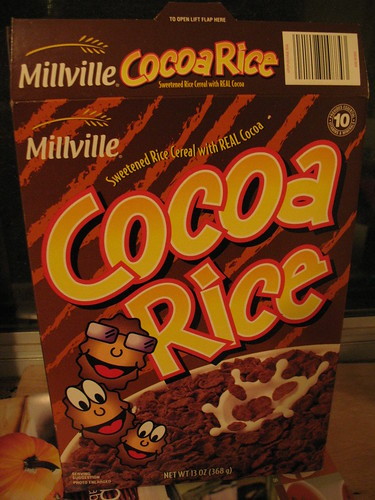 Millville Cocoa Rice | by jbcurio