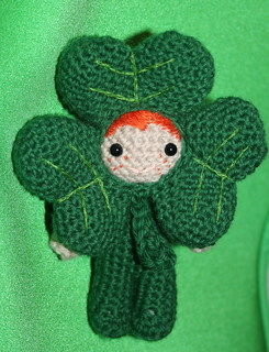 Dave the shamrock boy with Tarleton twin hair | by *mia*