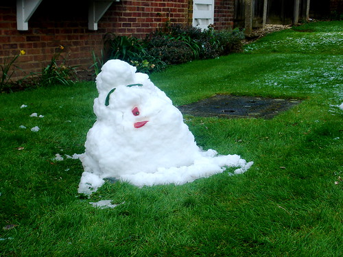 ugly snowman | Venturist | Flickr