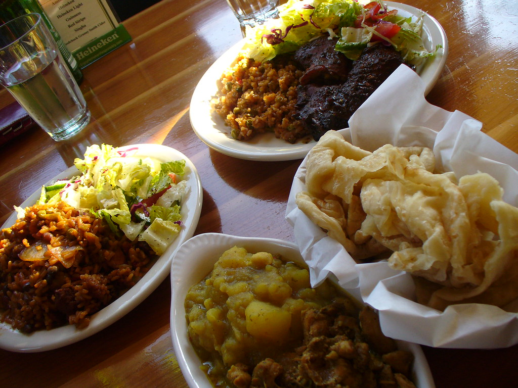 Caribbean food: Pam\'s Kitchen | Have you heard of this place… | Flickr
