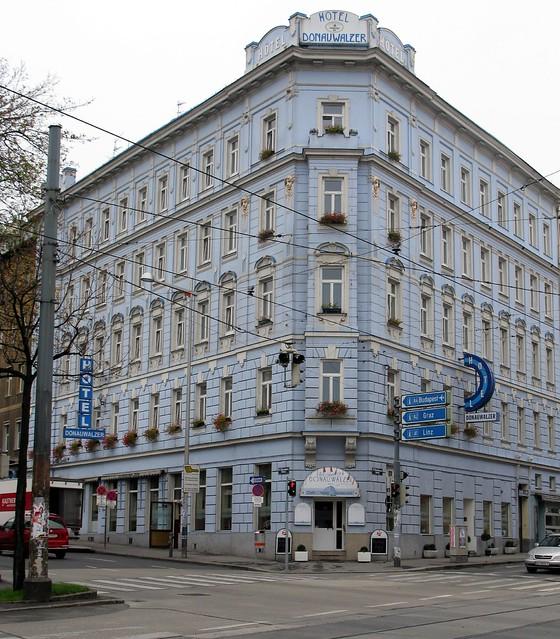 Hotel Donauwalzer In Wien