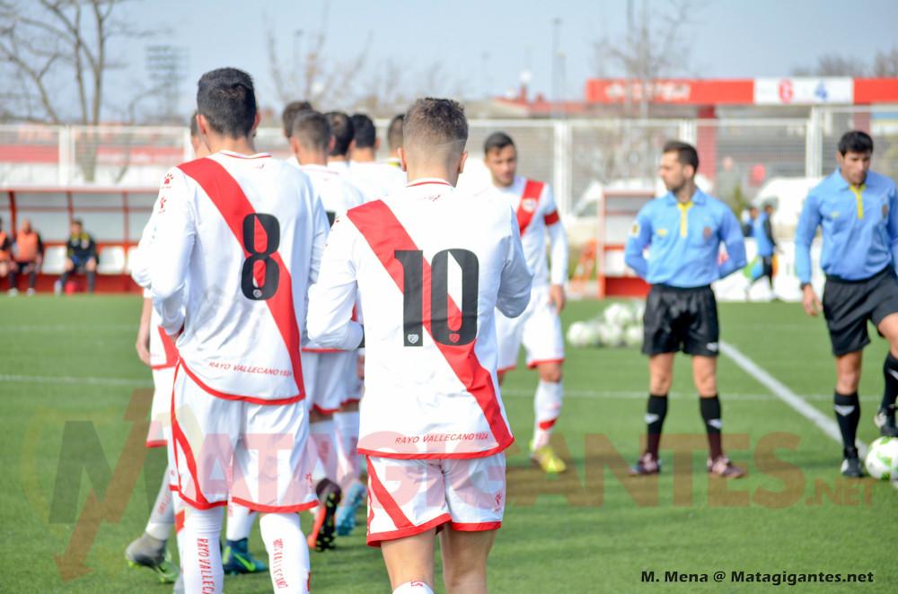 """Rayo Vallecano """"B"""" 0-1 Unión Adarve"""