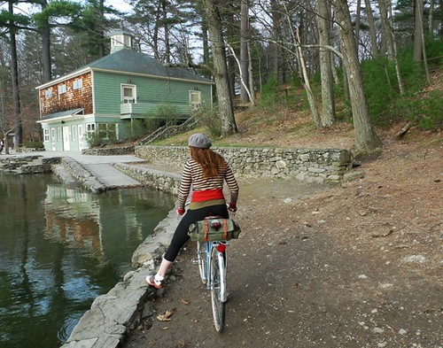 Motobecane Mixte, Walden Pond | by Lovely Bicycle!