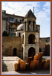 Armenian Church of St Gregory : Baku, 1985 | by Webrarian