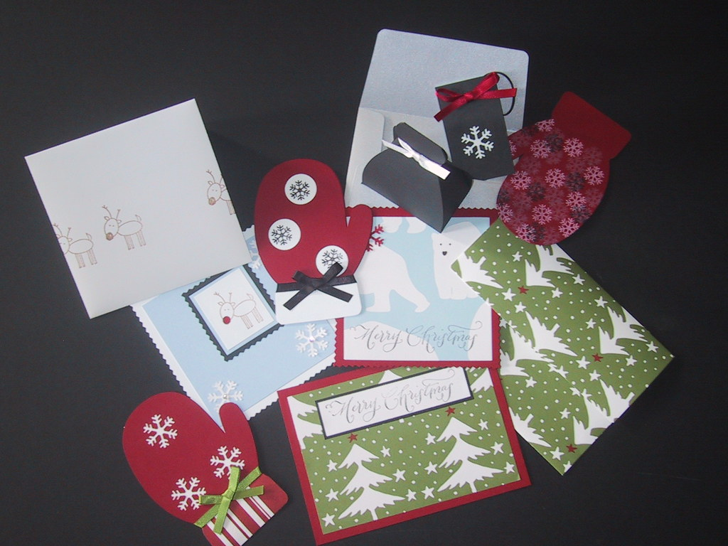 Christmas Card Set - Paper Source | Copyright 2007 - 2011 Ma… | Flickr