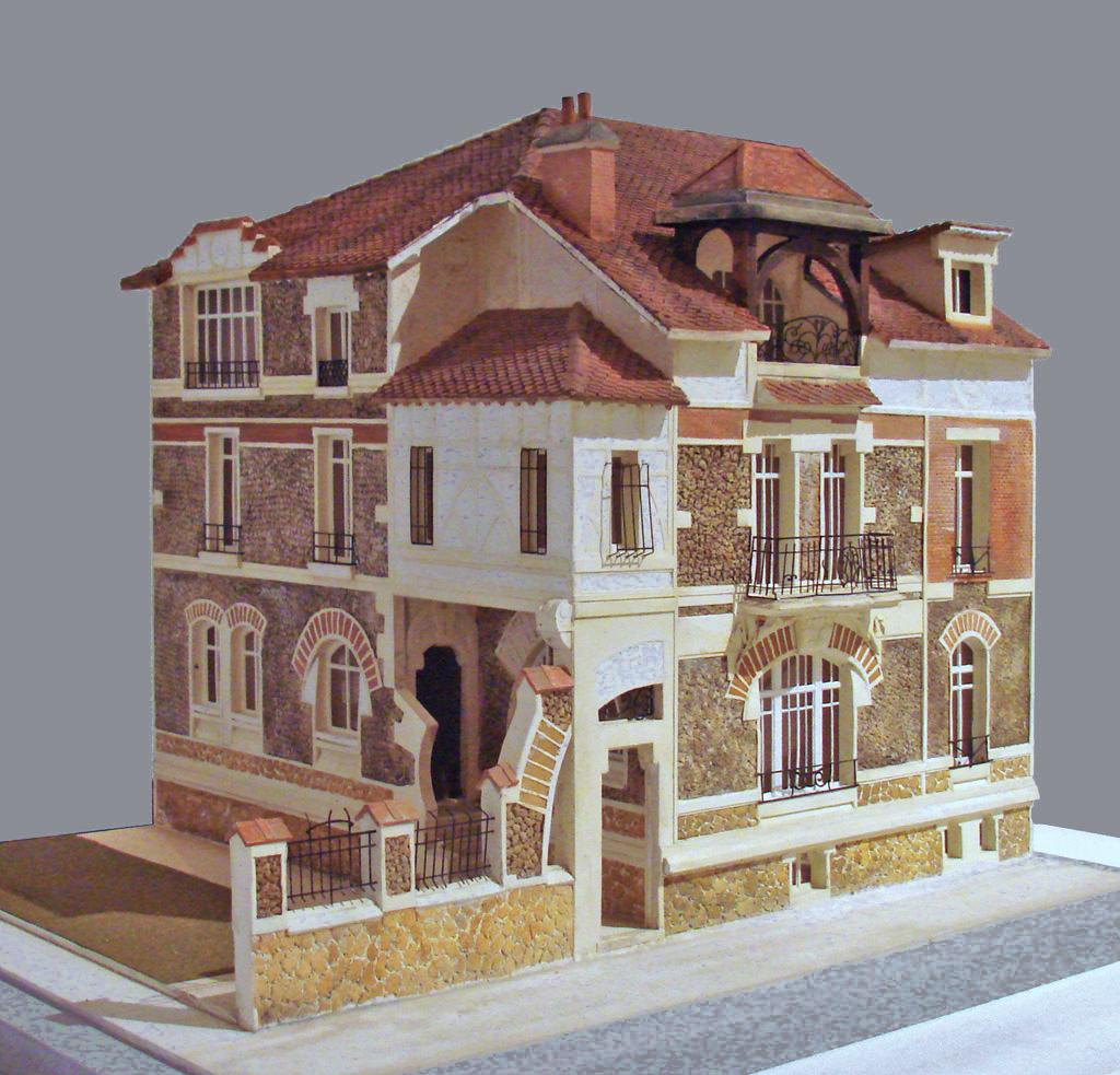 Art Decors Miniatures  Saint Hippolyte Du Port