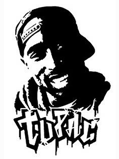Tupac Art Mobile Size Hachi Roku Flickr