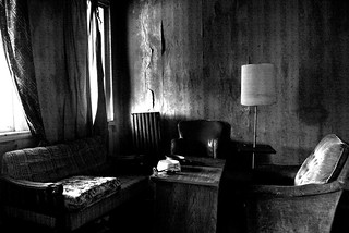 creepy living room katusuya flickr. Black Bedroom Furniture Sets. Home Design Ideas