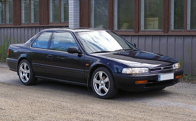 Honda Accord 20 Coupe 92