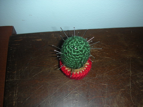 Crochet Cactus Pincushion pattern from amigurumipatterns ...