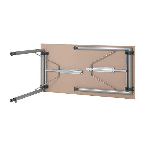 Vika f lle leg frame foldable leg frame foldable vika - Tablon madera leroy merlin ...