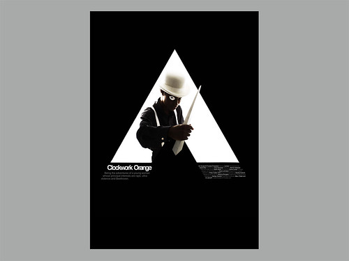 Gloss Print_Clockwork Orange | by keepsmesane