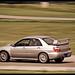 Subaru Impreza STi Gingerman Raceway
