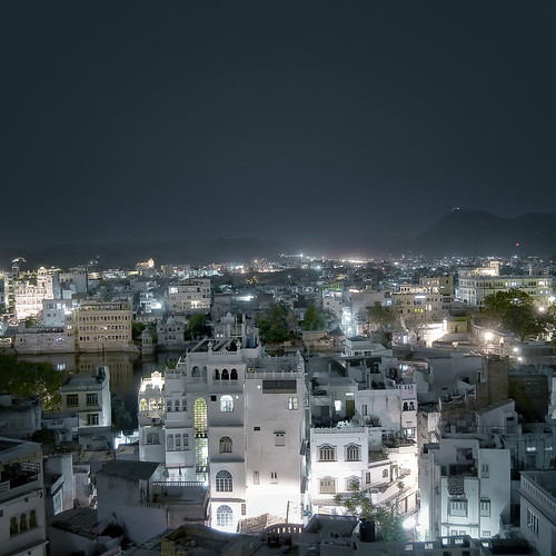 Udaipur Night. | by Spencer Wilton