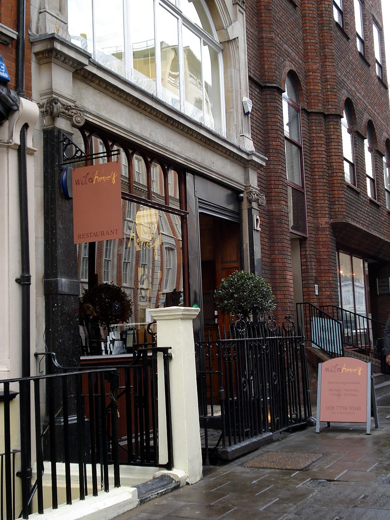 Wild Honey Restaurant London