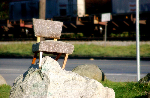 Rocky Chair | by bigsnit