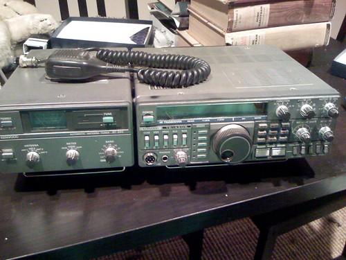 Ic Free Shipping >> Kenwood TS-430S | Kenwood TS-430S amateur radio ...
