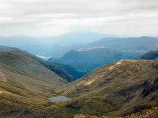 View from Scafell Pike | by jaggystu71