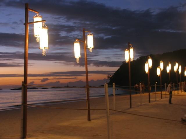 beach lights boracay gener flancia flickr