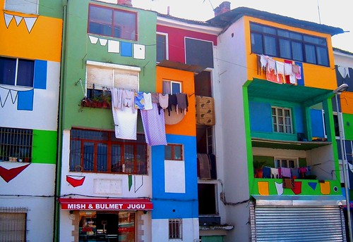 Multicoloured Tirana, Albania | by maykal