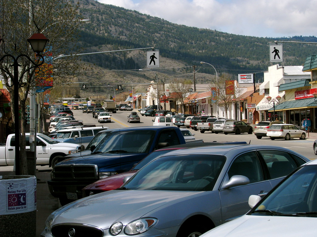 Downtown Osoyoos John Bollwitt Flickr