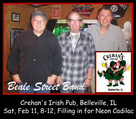 Beale Street Band 2-11-17