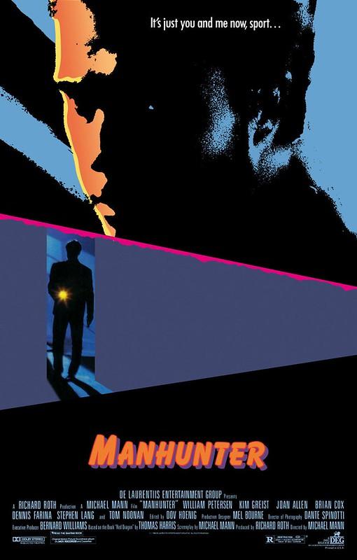 Manhunter - Poster 1