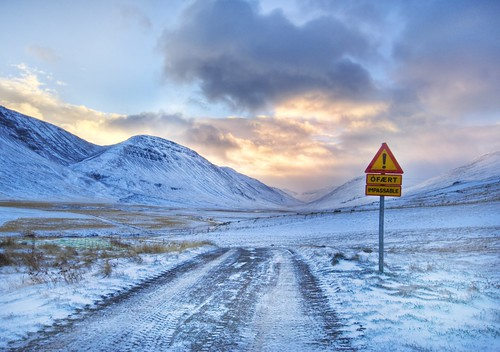 Don't Worry Mom - The Roads in Iceland Aren't That Bad | by Stuck in Customs