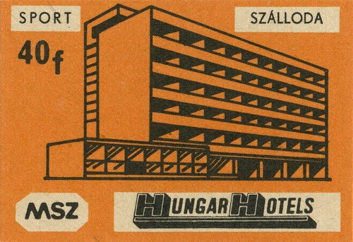 hungarian matchbox label | by maraid