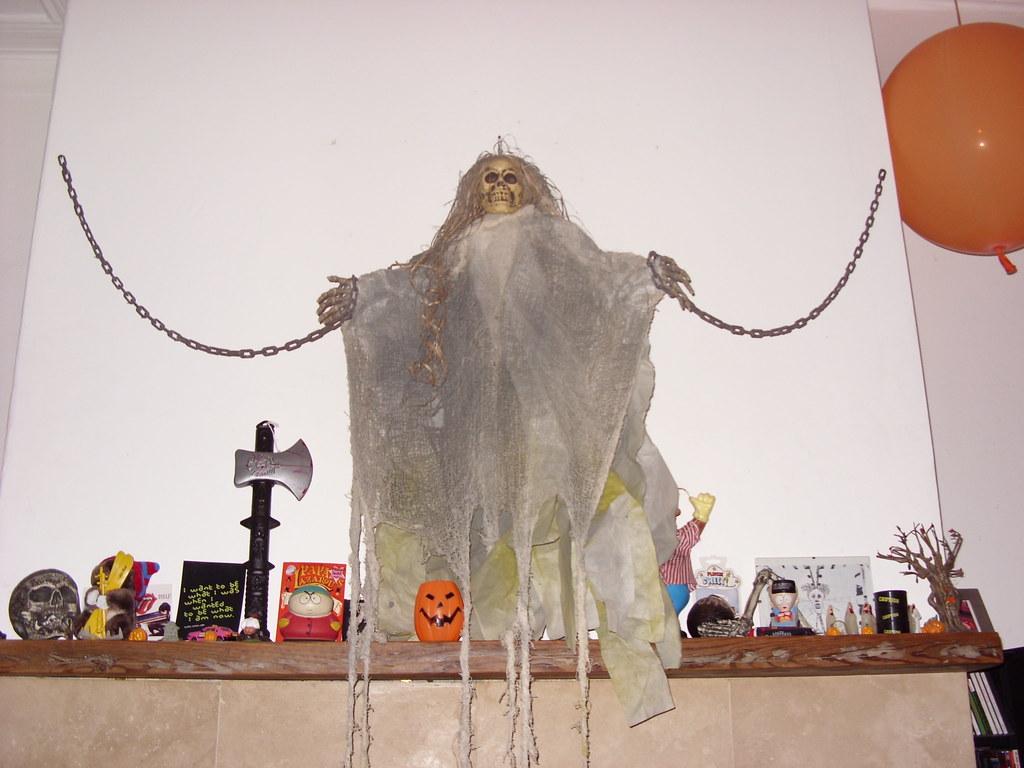 Halloween Jamin.Danny S Permanent Halloween Display Ben Dewrance Flickr