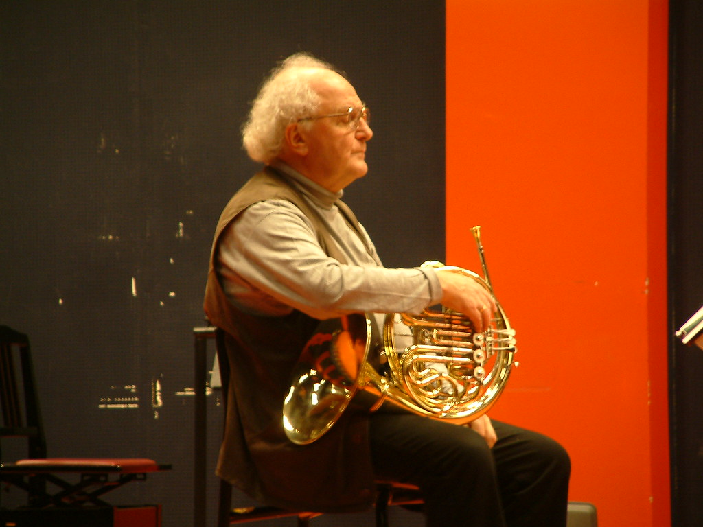 French Horn Masterclass with Peter Damm
