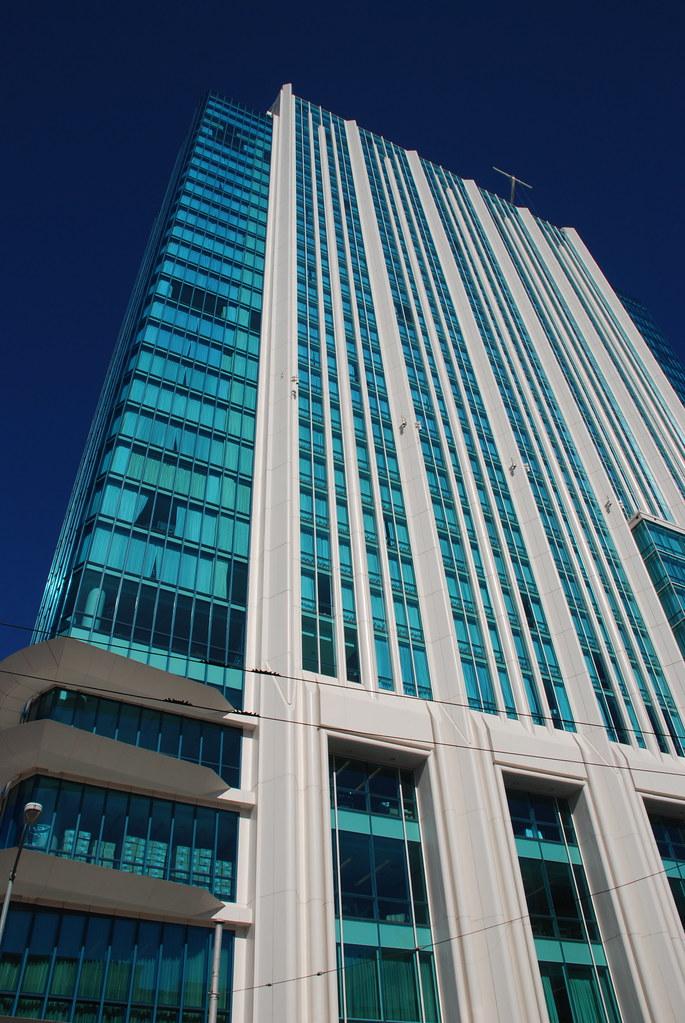 Intercontinental Hotel San Francisco Night Rly Wage