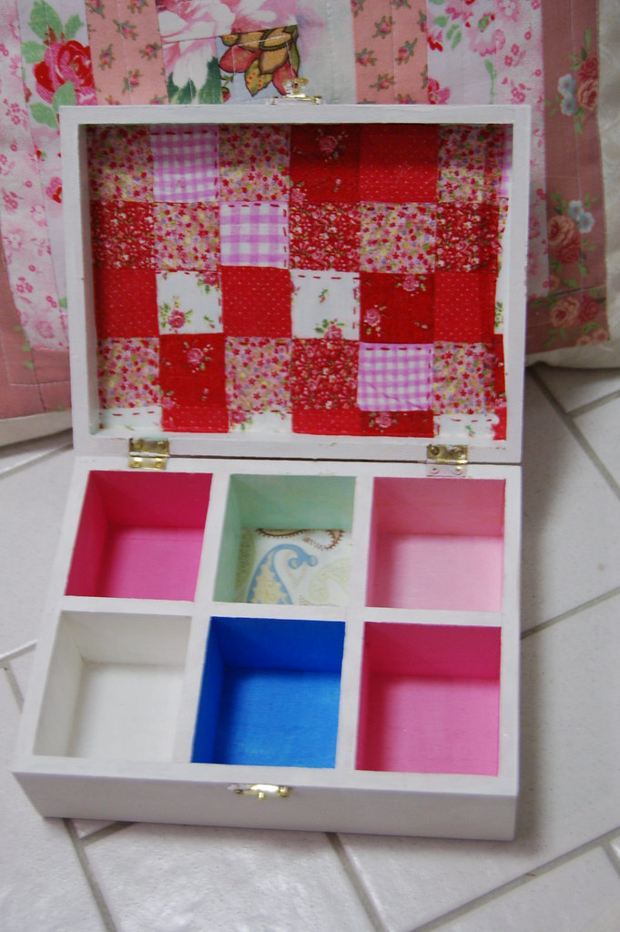 Decorated box- craft idea by iHanna #diy