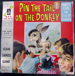 pin the tail | by **tWo pInK pOSsuMs**