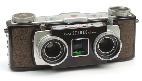 Kodak Stereo Camera | by John Kratz