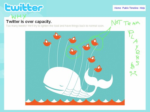 Why Twitter is Over Capacity | by jeremiah_owyang