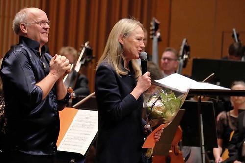 Christian LIndberg och Karin Veres