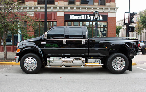 2005 Ford F 650 Super Crewzer Medium Duty Commercial Truck